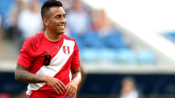 Christian Cueva en el radar de club extranjero