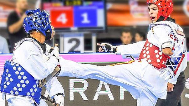 Para taekwondo.