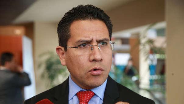 Amado Enco afirmó que la denuncia contra Jorge Ramírez no comprende a los fiscales del Equipo Especial Lava Jato.