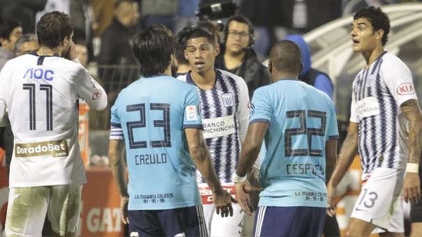 Kevin Quevedo tiene contrato hasta diciembre con Alianza Lima