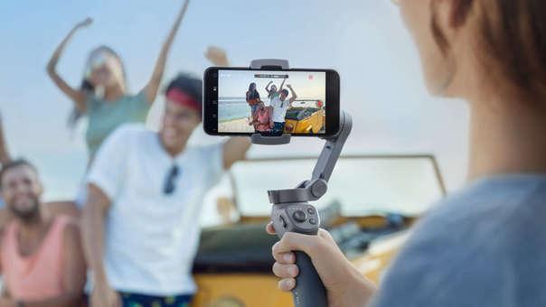 Nuevo DJI Osmo Mobile 3 ha sido anunciado