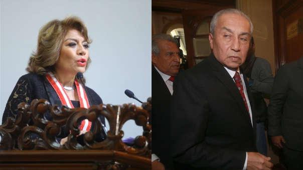 La fiscal de la Nación, Zoraida Ávalos, denunció penalmente a su antecesor Pedro Chávarry por remoción de fiscales Pérez y Vela.