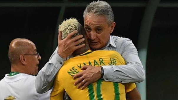 Neymar - Tite