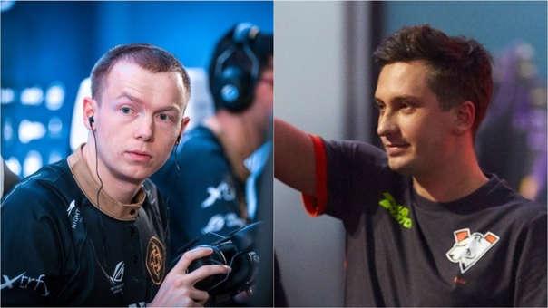 'ppd' y 'Solo', dos experimentados capitanes a los que enfrenará Infamous Gaming.