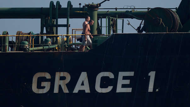 SPAIN-BRITAIN-US-IRAN-DIPLOMACY-OIL-RULING