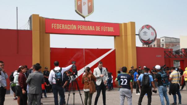 No se aprobaron los estatutos de la FPF