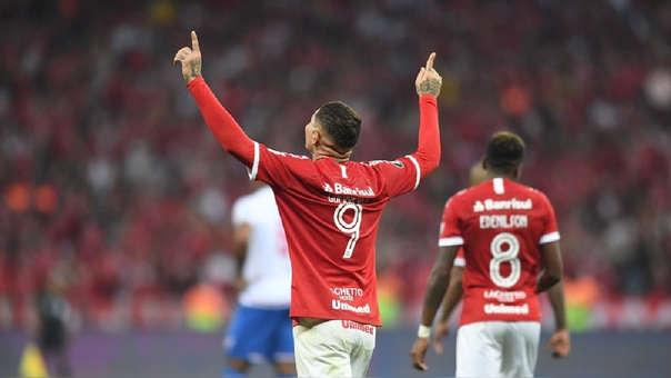 Internacional jugará ante Flamengo por la Copa Libertadores