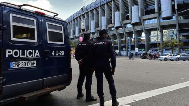 Policía España