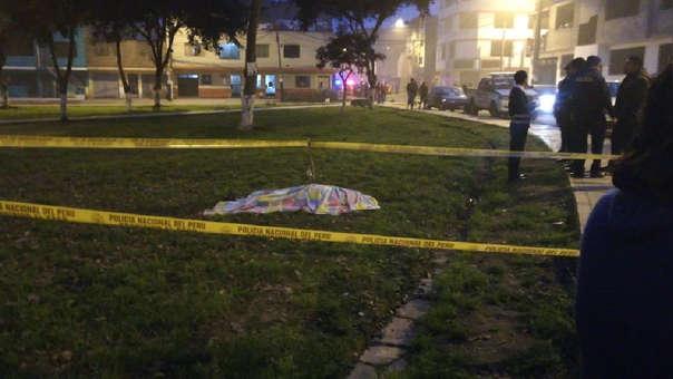 Hallan cadáver de hombre en Santa Anita