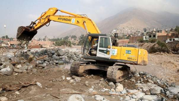 Contraloría realizó un operativo para conocer el avance de los proyectos ejecutados.
