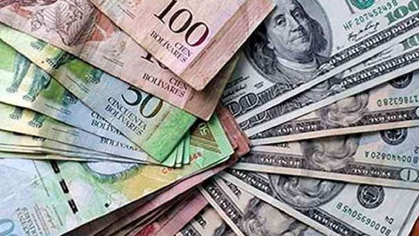 Precio del dólar en Venezuela, según DolarToday