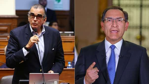 Pedro Olaechea envió un mensaje al presidente Vizcarra.