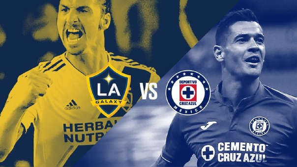 LA Galaxy vs. Cruz Azul chocan por la League Cup 2019