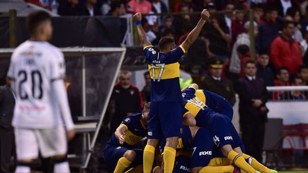 Boca Juniors vs. LDU Quitos