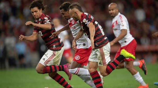 Internacional vs. Flamengo