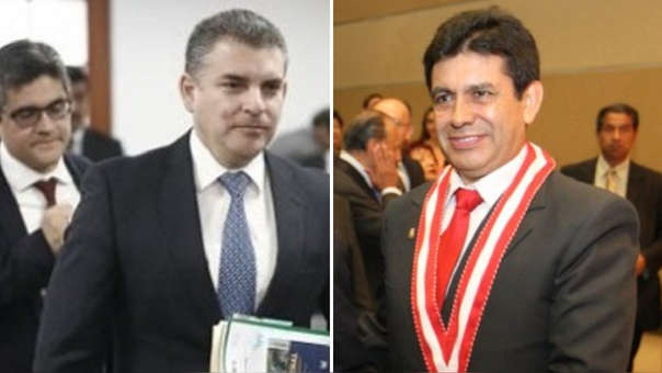 Pérez, Vela y Gálvez