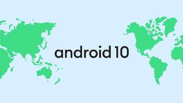 Google decidió dejar sin postre al mundo con Android 10