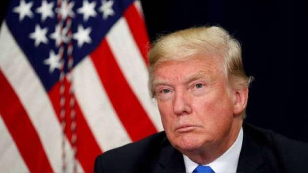 El presidente de EE. UU., Donald Trump, pidió a la Reserva Federal (Fed) un recorte del 1 por ciento de la tasa de interés.