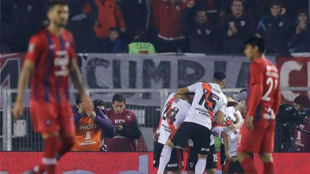 River Plate vs. Cerro Porteño