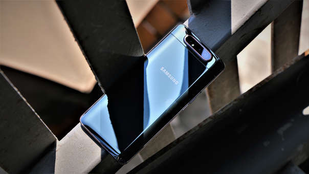 Tenemos a prueba al Samsung Galaxy A80