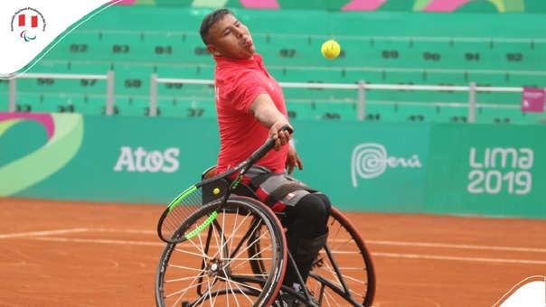 Ysabelino Apaza logró el primer trunfo peruano en los Juegos Parapanamericanos