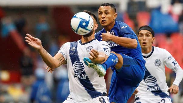 Cruz Azul vs. Puebla