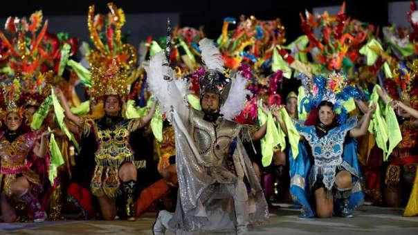 Danza Diablada de Puno