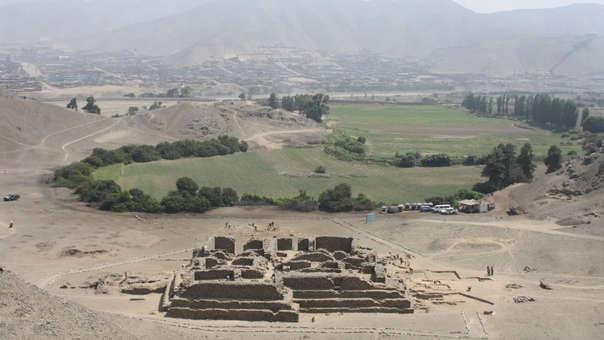 Sitio arqueológico de El Paraíso