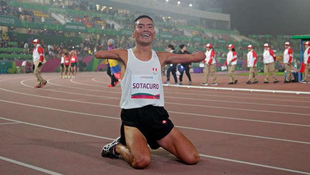 Efraín Sotacuro obtuvo la presea de bronce en los Juegos Parapanamericanos Lima 2019