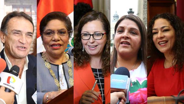 Archivan investigación contra 10 congresistas de FP