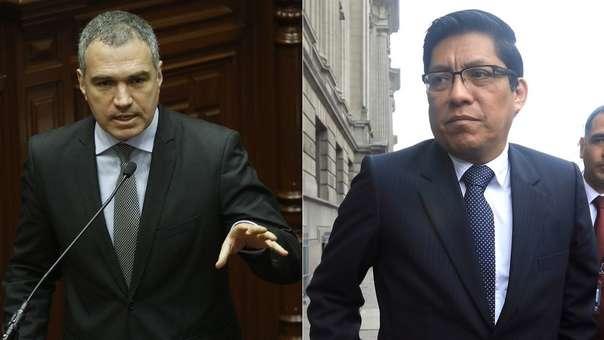 Salvador del Solar y Vicente Zeballos fueron citados al Congreso