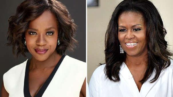 Viola Davis dará vida a Michelle Obama en la serie de televisión