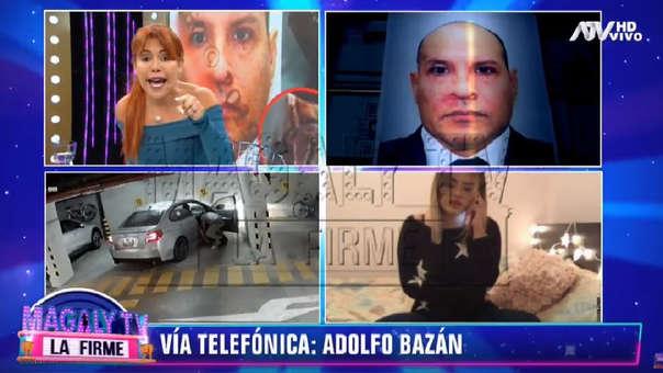 Macarena Vélez: Abogado Adolfo Bazán Gutiérrez afirma que  no se intentó fugar pues