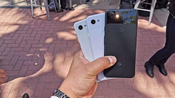 Los Pixel 3a y 3a XL fueron construidos en China antes del bloqueo comercial de Estados Unidos