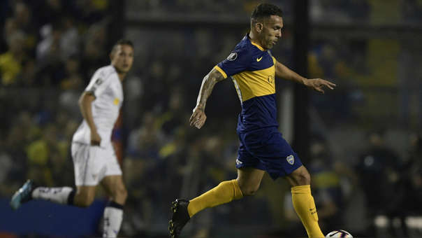 Boca Juniors vs. LDU de Quito