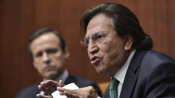 Desde el 16 de julio, el expresidente Alejandro Toledo se encuentra en la prisión de Santa Rita en el condado de Alameda (Estados Unidos)