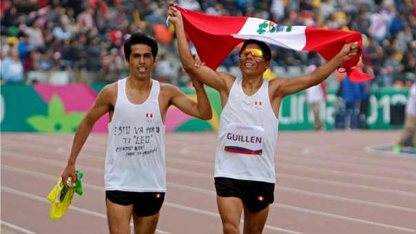 Rosbil Guillen ganó medalla de plata