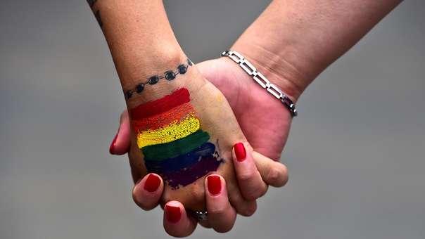 MEXICO-GAY PRIDE PARADE