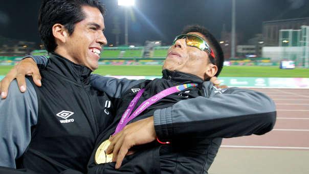 Rosbil Guillén ganó la presea de oro en los 1500 metros de los Juegos Parapanamericanos Lima  2019