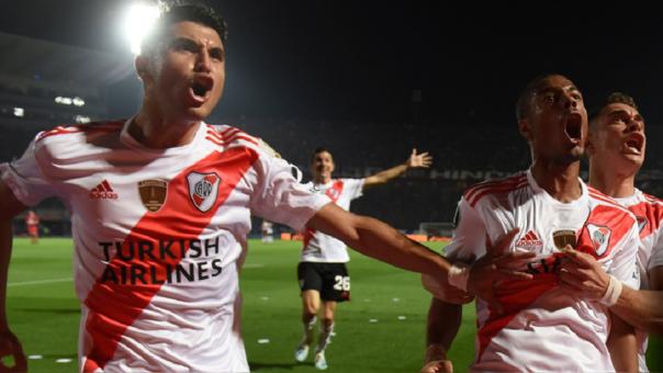 River Plate calsificó a la semifinal de la Copa Libertadores