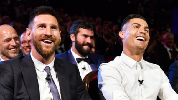 Lionel Messi y Cristiano Ronaldo respondieron si se extrañan