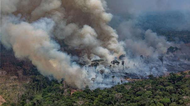 BRASIL AMAZONÍA INDENCIOS