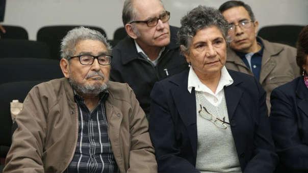 La última visita familiar de Elena Yparraguirre a Abimael Guzmán fue el 6 de diciembre de 2018.