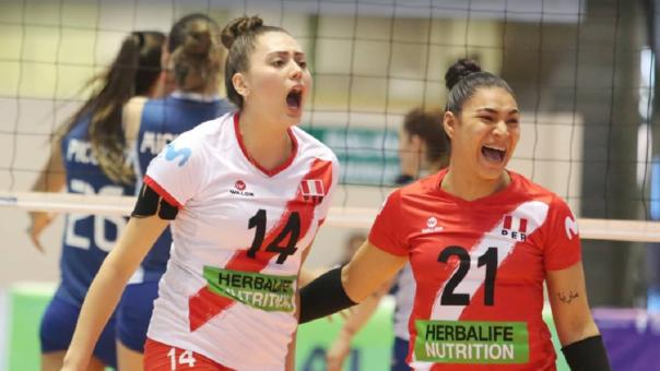 Selección Peruana de Voleibol consiguió medalla de bronce