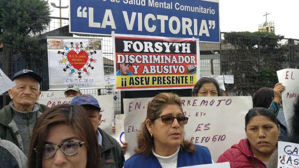 Centro de Salud Mental Comunitario La Victoria