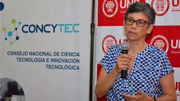 Gisella Orjeda es una científica peruana especialista en biología y genética.