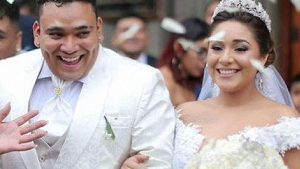 Gianella Ydoña, esposa de Josimar, decidió no demandar al salsero por violencia física y psicológica