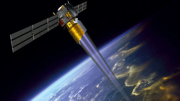 El satélite Aeolus fue lanzado el 22 de agosto de 2018.
