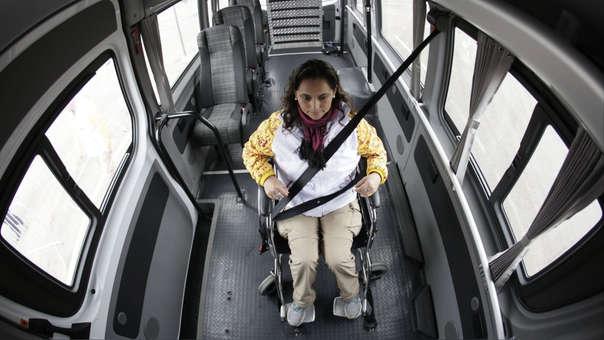 Lima 2019 es reconocido como el certamen con el sistema de transporte más accesible en Latinoamérica