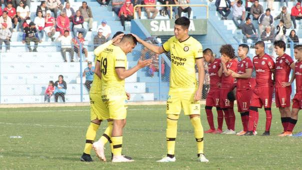 Universitario de Deportes vs. Deportivo Coopsol